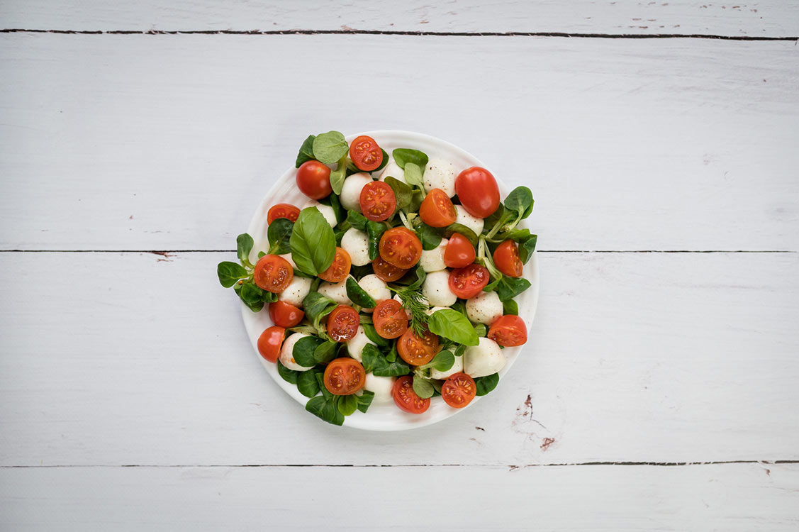salatka caprese