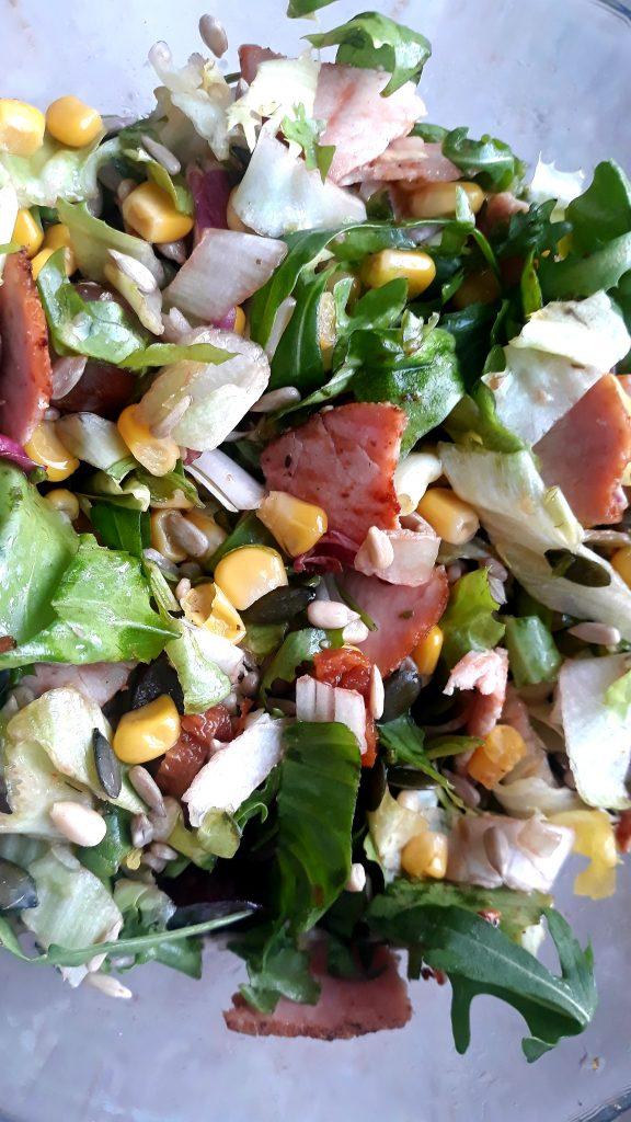 salatka ze schabem