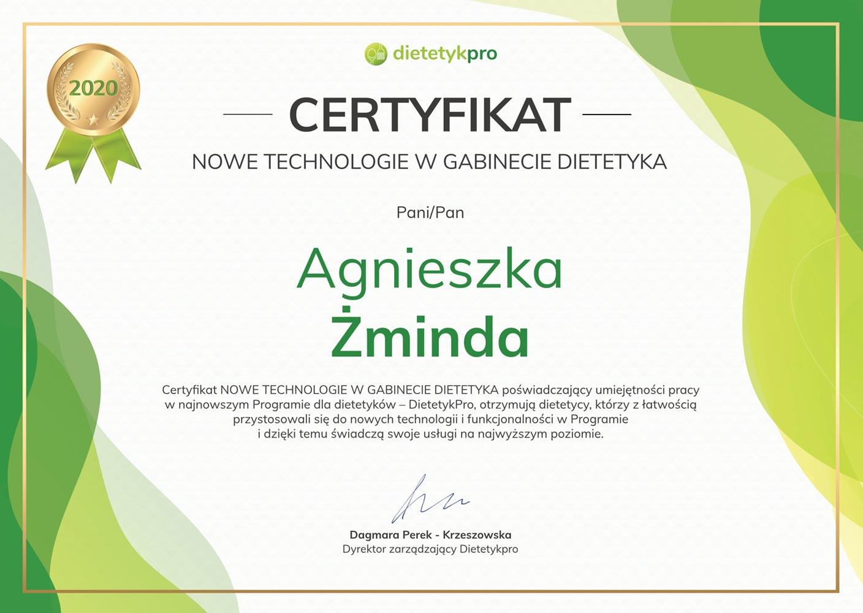 Certyfikat Tech A Zminda 1