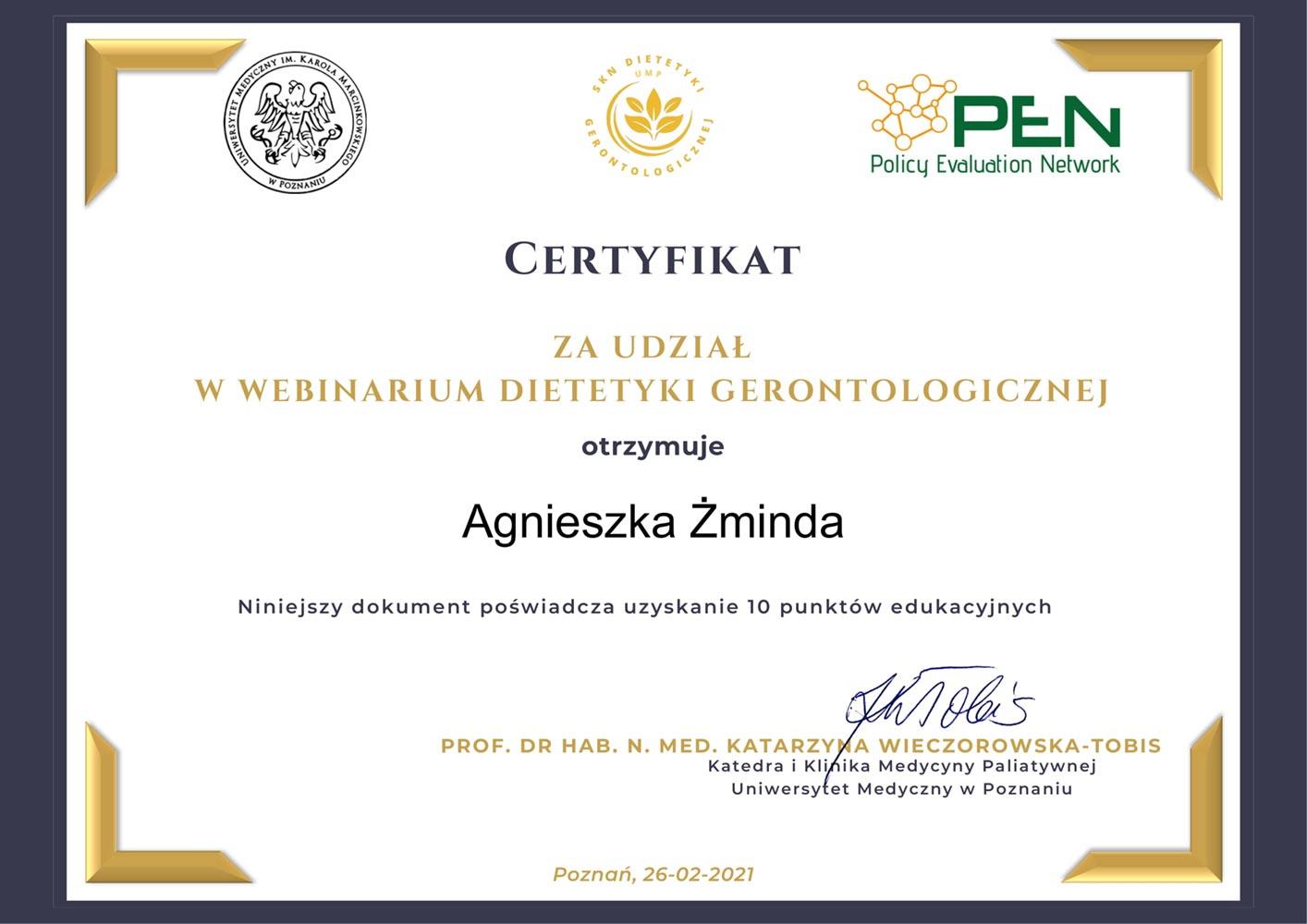 zminda agnieszka certyfikat uczestnik 305 1