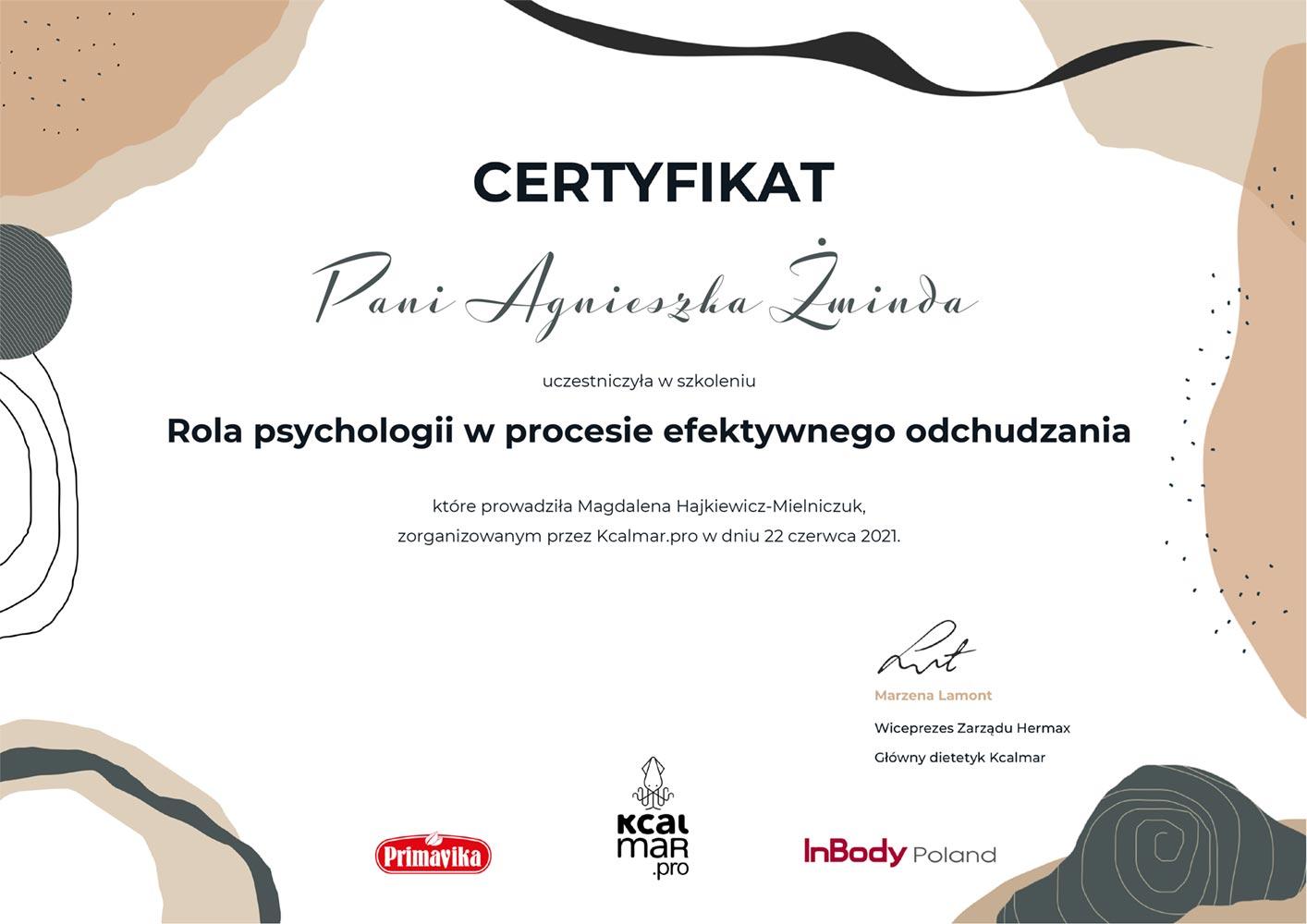 Pola psychologii