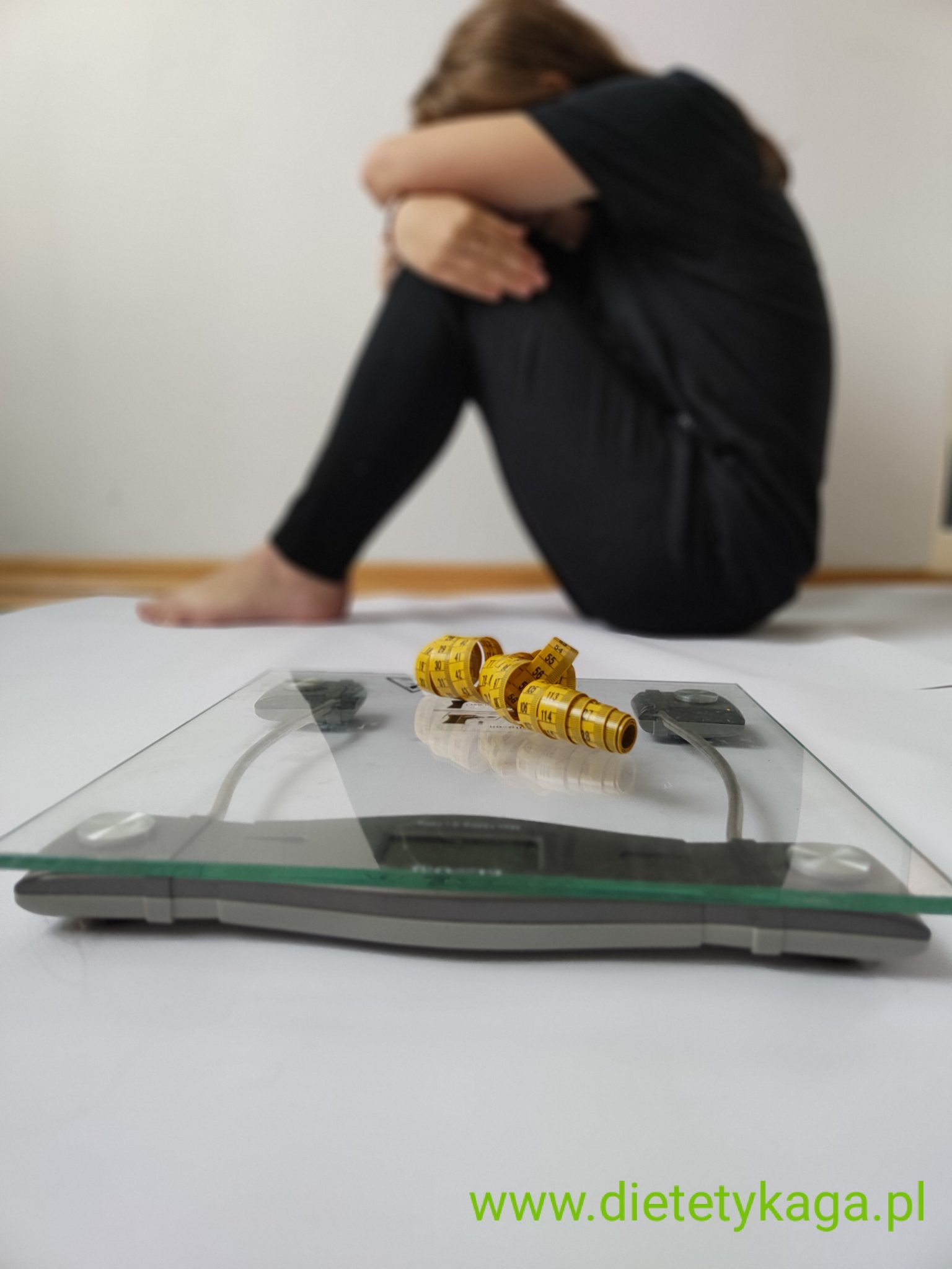 Zaburzenia odżywiania cz.2. Anoreksja temat tabu?